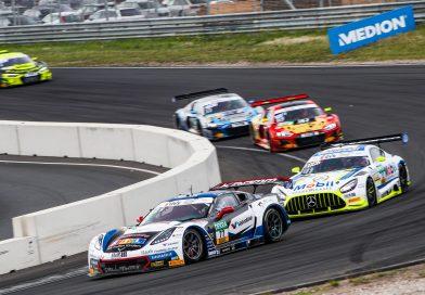 Deutsche GT-Meisterschaft: Lokalmatadore freuen sich auf anspruchsvollen Sachsenring