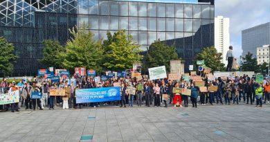 Business-Klimastreik: BNW setzt mit Entrepreneurs For Future starkes Zeichen