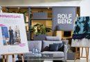 Die Möbelhäuser mit dem Roten Stuhl zeigen, dass Kunst nicht teuer sein muss…