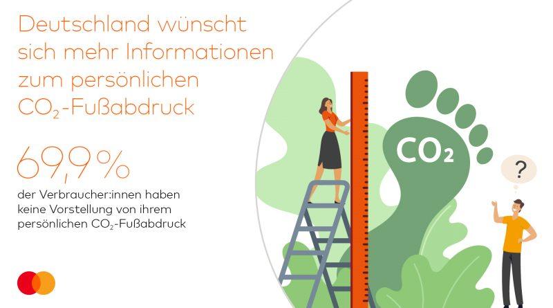 Deutschland denkt um und wünscht sich mehr Informationen zum persönlichen CO2-Fußabdruck