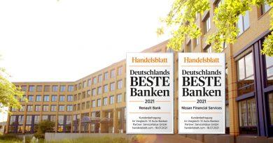 Beste Banken: Renault Bank und Nissan Financial Services vom Handelsblatt ausgezeichnet