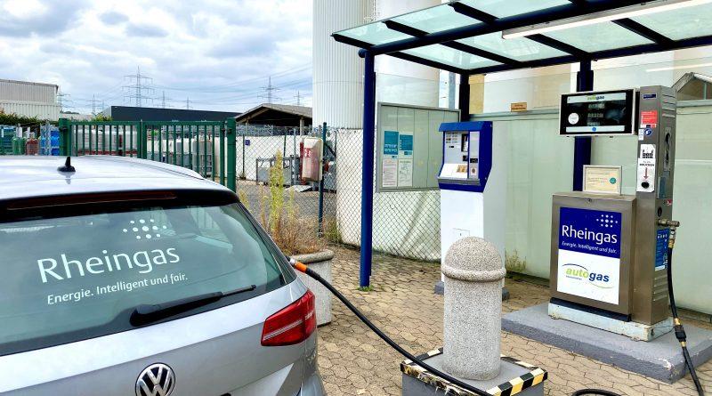 "Autogas: ""Unterschätzter Hoffnungsträger der Verkehrswende"""