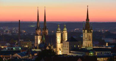 Tag der Deutschen Einheit 2021 – Multimedia- und Drohnenshow zum Abschluss des Nationalfeiertages