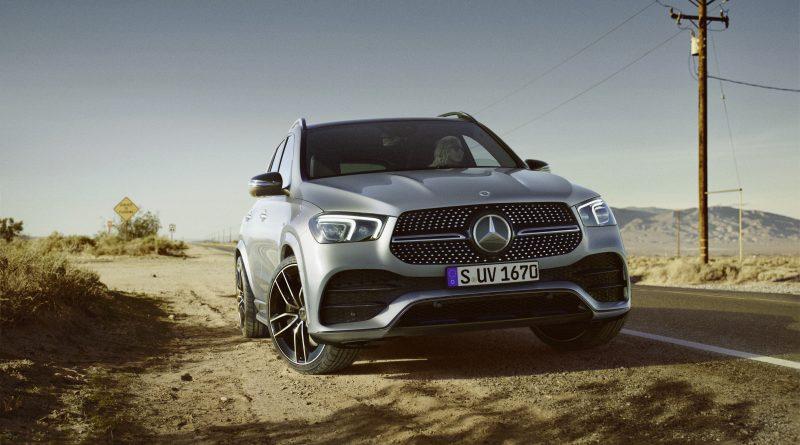 Ab November bei den Händlern: Mercedes-Benz GLE und GLE Coupé als Diesel-Mildhybrid