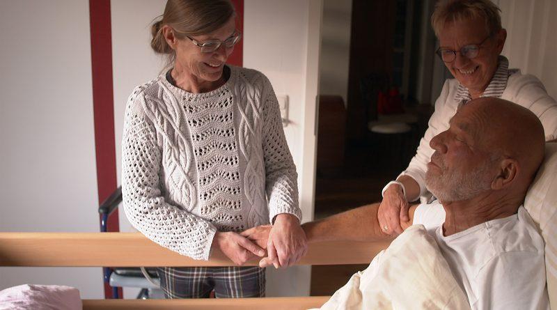 """ZDF-""""37°""""-Reportage zeigt, wie Palliativmedizin unterstützen kann"""