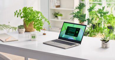 next@acer: Acer erweitert sein Angebot an nachhaltigen Vero-Produkten