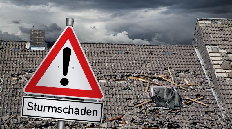 Zahl der Woche: 22   Die Kraft des Windes: Jedes fünfte Zuhause war schon einmal betroffen