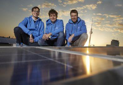Flensburger HGDF Familienholding und Vireo Ventures investieren in Renewable-Unternehmen ampere.cloud GmbH