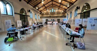 5 aus 25: Jurysitzung des Europan-Architektur-Wettbewerbs…