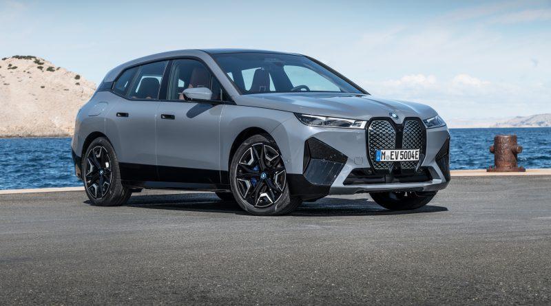 Der erste BMW iX