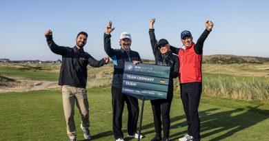 BMW Golf Cup in Deutschland: Spannendes Finale auf Sylt.