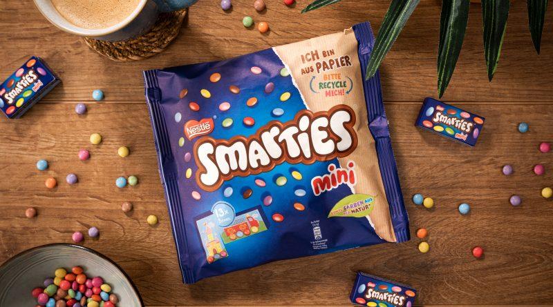 Smarties erneut ausgezeichnet: Bestseller-Award für die beliebten Schokolinsen