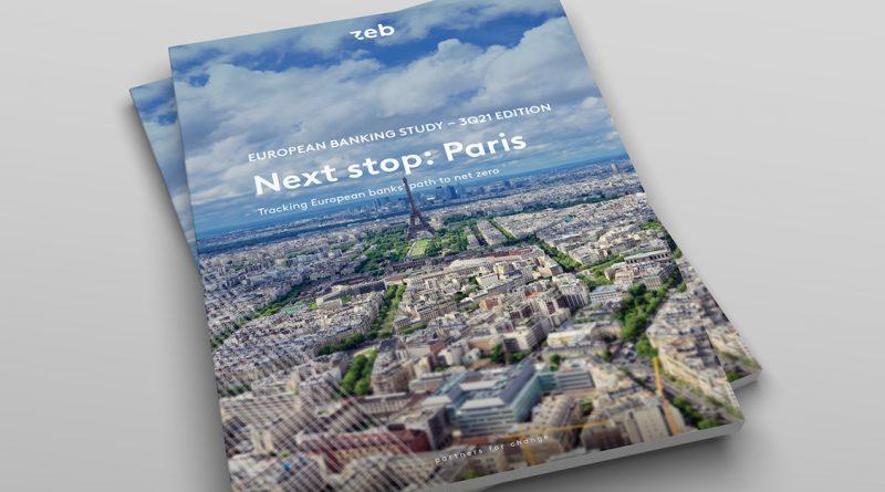 """Europas Banken auf dem Marathon zur """"Netto-Null"""""""